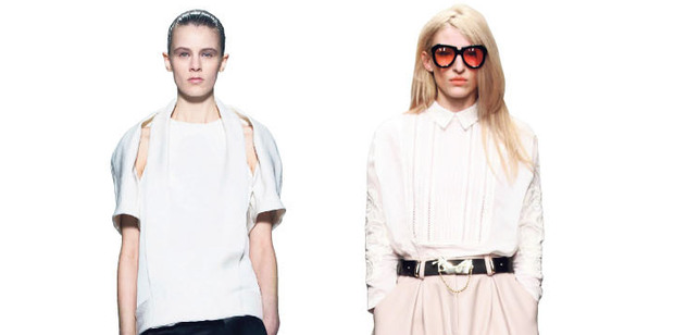 Alexander Wang; Karen Walker. Photos / Supplied.