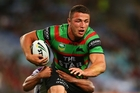 Sam Burgess hopes to fulfil a long-held ambition to play for England at the 2015 Rugby World Cup. Picture / Getty Images