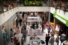 Analysts expected sales volumes to rise 1.7 per cent in the quarter that included Christmas spending. Photo / Natalie Slade