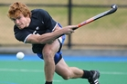 Tauranga's Andy Hayward is looking forward to playing for the Black Sticks in Tauranga. Photo/File
