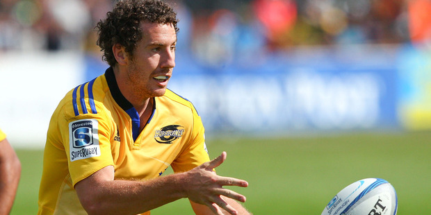 Rookie Marty Banks will make his Super Rugby debut from fullback. Photo / Getty Images