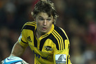 The Hurricanes were able to retain Beauden Barrett last season when the Blues were sniffing around for the 22-year-old's services. Photo / Getty Images.