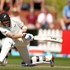 Brendon McCullum plays a sweep shot during his innings of 302 against India. Photo / Getty Images