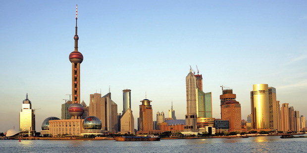 Latest credit data out of China gave world share markets some confidence overnight. Photo / Thinkstock