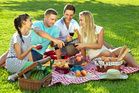 Grant Allen shares his top picnic tips and recipes. Photo / Thinkstock