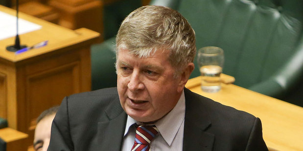 National MP Maurice Williamson. Photo / Getty Images