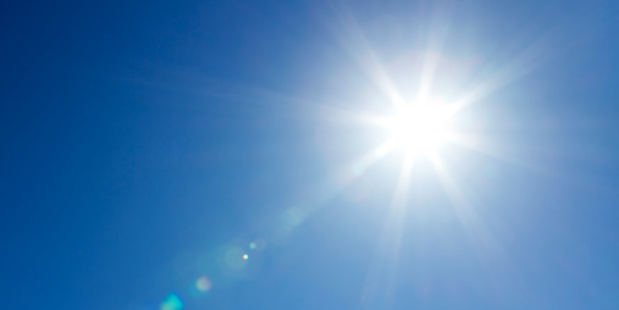Saturday's 34C-35C isn't a record for these parts. Photo/Thinkstock