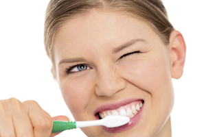 The invention of a smart toothbrush means you can share dental updates with your dentist. Photo / Thinkstock
