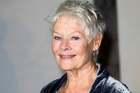 Dame Judi has previously admitted that she is reliant on friends and colleagues reading scripts to her.