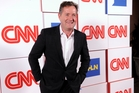 Piers Morgan mystified US viewers with his talk of cricket. Photo / AP