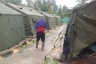 Australia will continue to send asylum-seekers to this camp on Manus Island, Papua New Guinea.