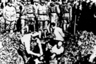 China claims 300,000 people were killed in the Nanjing massacre, while an international post-war tribunal put the number at 142,000.