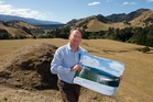 Hawke's Bay Regional Investment Company chief executive Andrew Newman says he is happy with the interest shown by water users in the Ruataniwha irrigation scheme. Photo/File