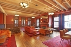 One of the spectacular New York penthouses.