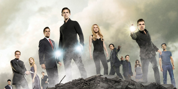 Television show Heroes will return to screens four years after it was axed.