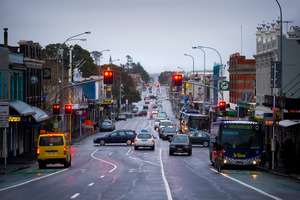 Auckland Transport said the funding decision is an important step for the project. Photo / Michelle Hyslop