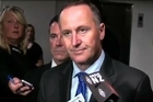Prime Minster John Key when asked pre-election how he thought NZ First under Winston Peters would prefer to form a coalition with has said it would be with a Greens/Labour lead government.