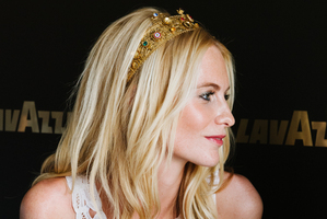 Poppy Delevingne at the Melbourne Cup last year. Photo / Supplied