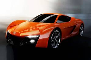 Automotive design students and Hyundai Design Europe have created the Hyundai PassoCorto Concept