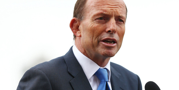 The euphoria of Abbott's landslide last September rapidly disappeared. Photo / Getty Images
