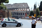 Rome's new police chief is using social media to target bad drivers who park illegally in the Italian city. Picture /Getty Images