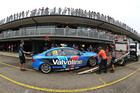 Jim Richards is excited to see Volvo back racing in the V8 Supercars Picture / Getty Images