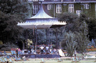 Six soldiers from the Royal Green jackets were killed by an IRA bomb under the Bandstand in Hyde Park. Photo / AP