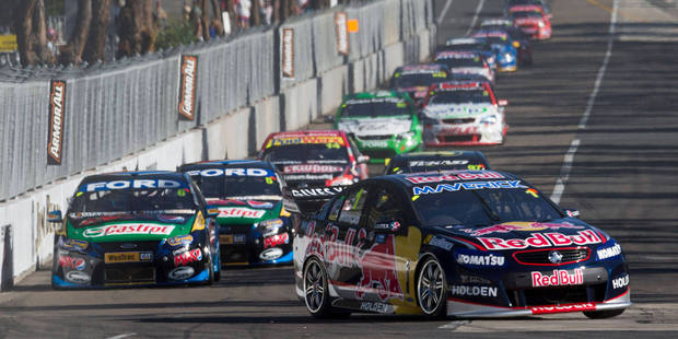 Jamie Whincup will be chasing an unprecedented sixth title.  Picture / Edge Photographic