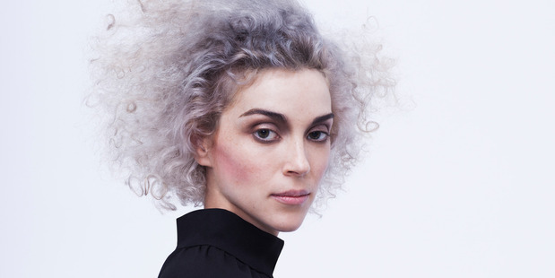 St Vincent has been called a 21st-century Jimi Hendrix.