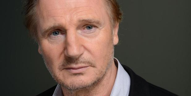 Liam Neeson looks for the 'human vulnerability' in his roles.