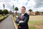 Tamati Coffey wants to be the next Rotorua MP.
