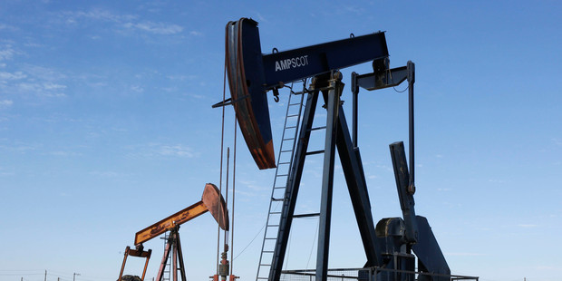 CO2 is used for some fracking but is a high-cost option. Photo / AP