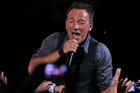 Bruce Springsteen will be at Mt Smart stadium today and tomorrow. Photo / AP