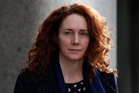 Rebekah Brooks. Photo / AP