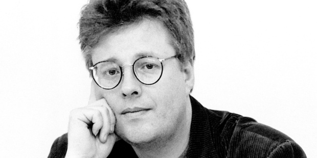 Swedish writer Stieg Larsson.