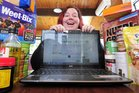 Avid online shopper Tracey Munro said she would recommend online grocery shopping to anyone. Photo / APN