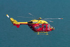 Auckland Westpac Rescue Helicopter.