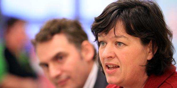 Labour MP Sue Moroney. Photo / Paul Taylor