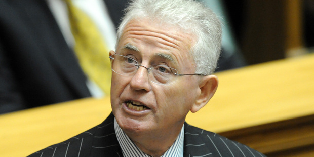 Sir Michael Cullen, who set up the NZ Superannuation Fund a decade ago.  Photo / NZPA