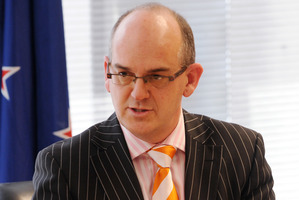 Health Minister Tony Ryall has announced his retirement.