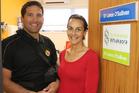Dr Lance O'Sullivan and his wife Tracey at their GP clinic 'Te Kohanga Whakaora'. PICTURE/PETRINA HODGSON