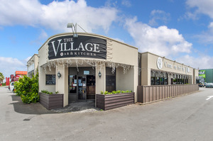 The Village Bar & Restaurant generates annual rental income of $100,000.