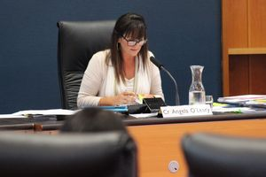 The chairperson of Hamilton City Council's strategy and policy committee, Angela O'Leary this week led deliberations on the draft Psychoactive Substances Policy.