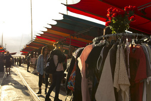 Scour Silo Markets for some fab fashion finds.