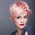 A look from young colourist of the year, Valeria Lenskaia from Bettjemans.
