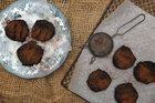 Black Bean & Cacao Lava Cookies. Photo / Eleanor Ozich