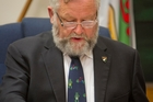DISAPPOINTED: Peter Freeman worked for the Wairoa District Council for 23 years but has been replaced. PHOTO/FILE