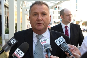 Is Shane Jones about to ditch Labour? One political pundit believes so. Photo / NZ Herald