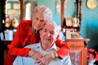 Kath and Pop Winmill have been married for 65 years. Photo / Linda Robertson