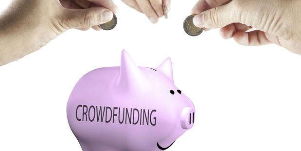 Crowd funding raises money online through large a group of people investing small amounts of money in exchange for a share in that company. Photo / Thinkstock